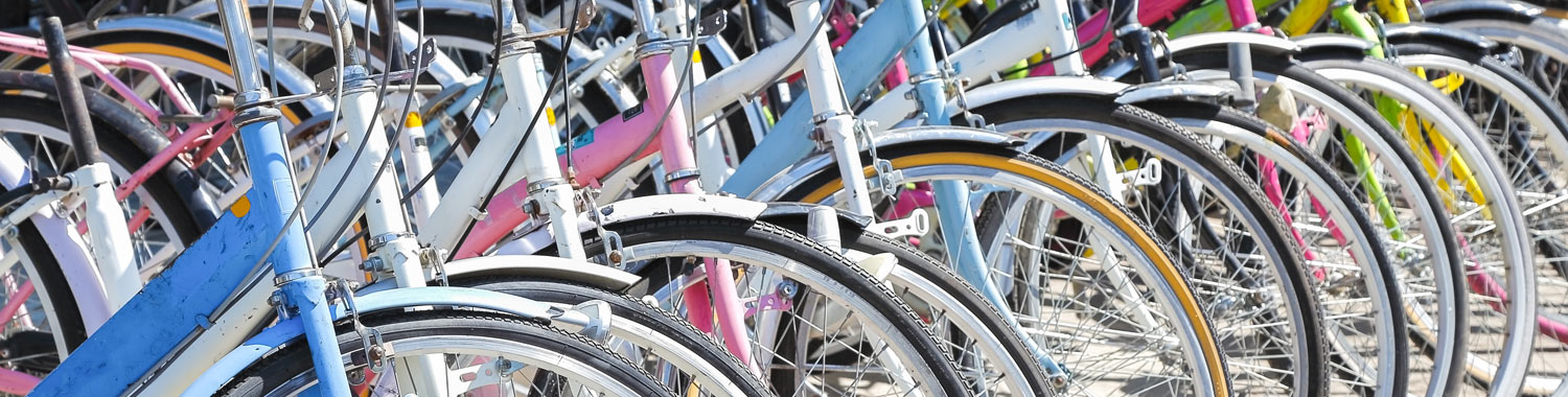 Trouvez un parking vélos