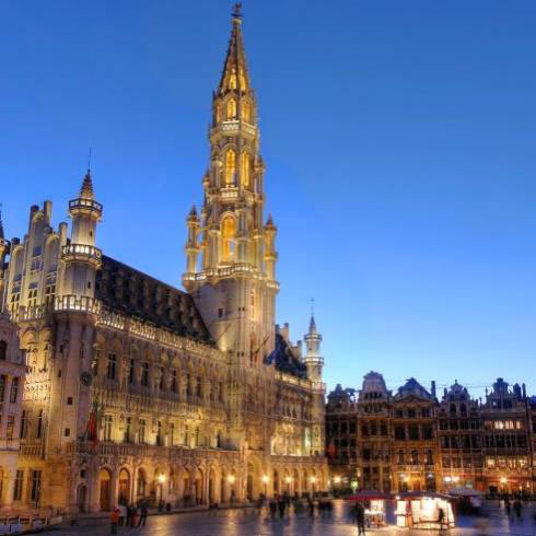 Grand-Place in Brüssel